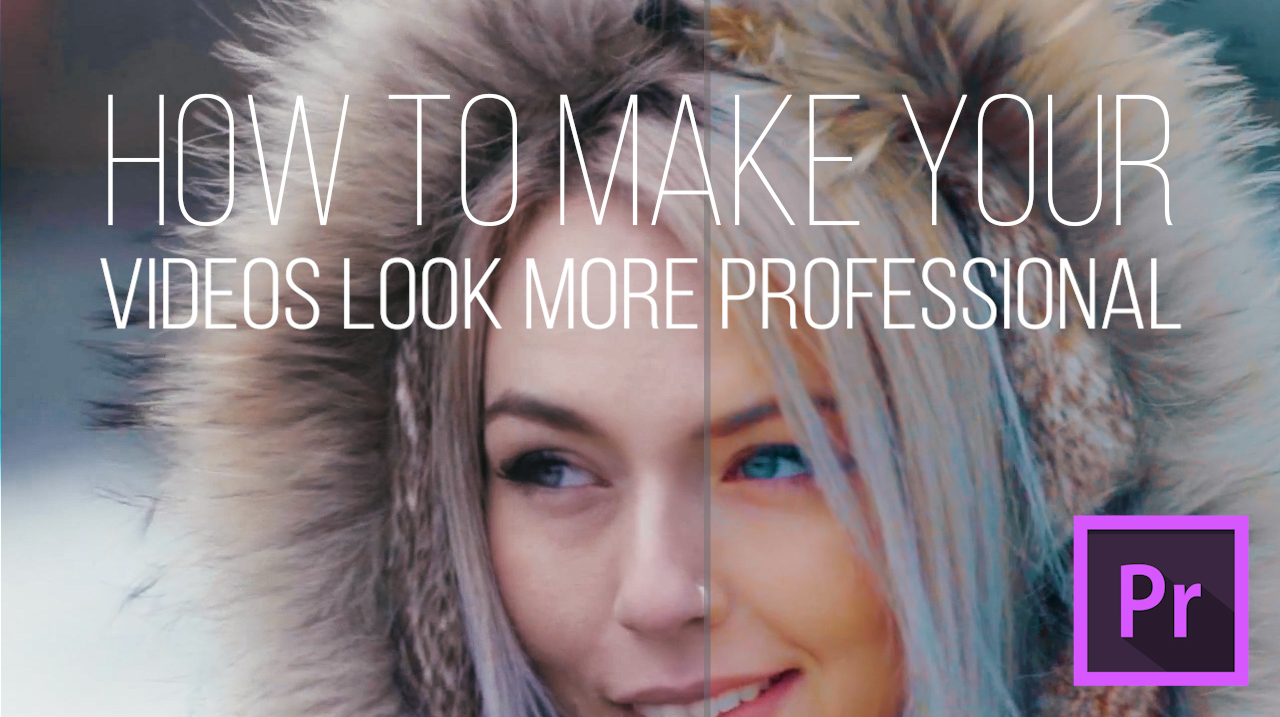 Thumbnail forHow to make your videos look MORE PROFESSIONAL using LUTs on ViewStub