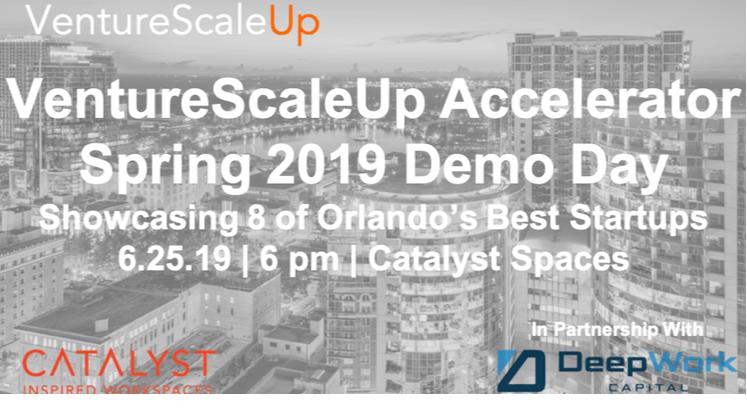 Photo for VentureScaleUp Accelerator Spring 2019 Demo Day on ViewStub