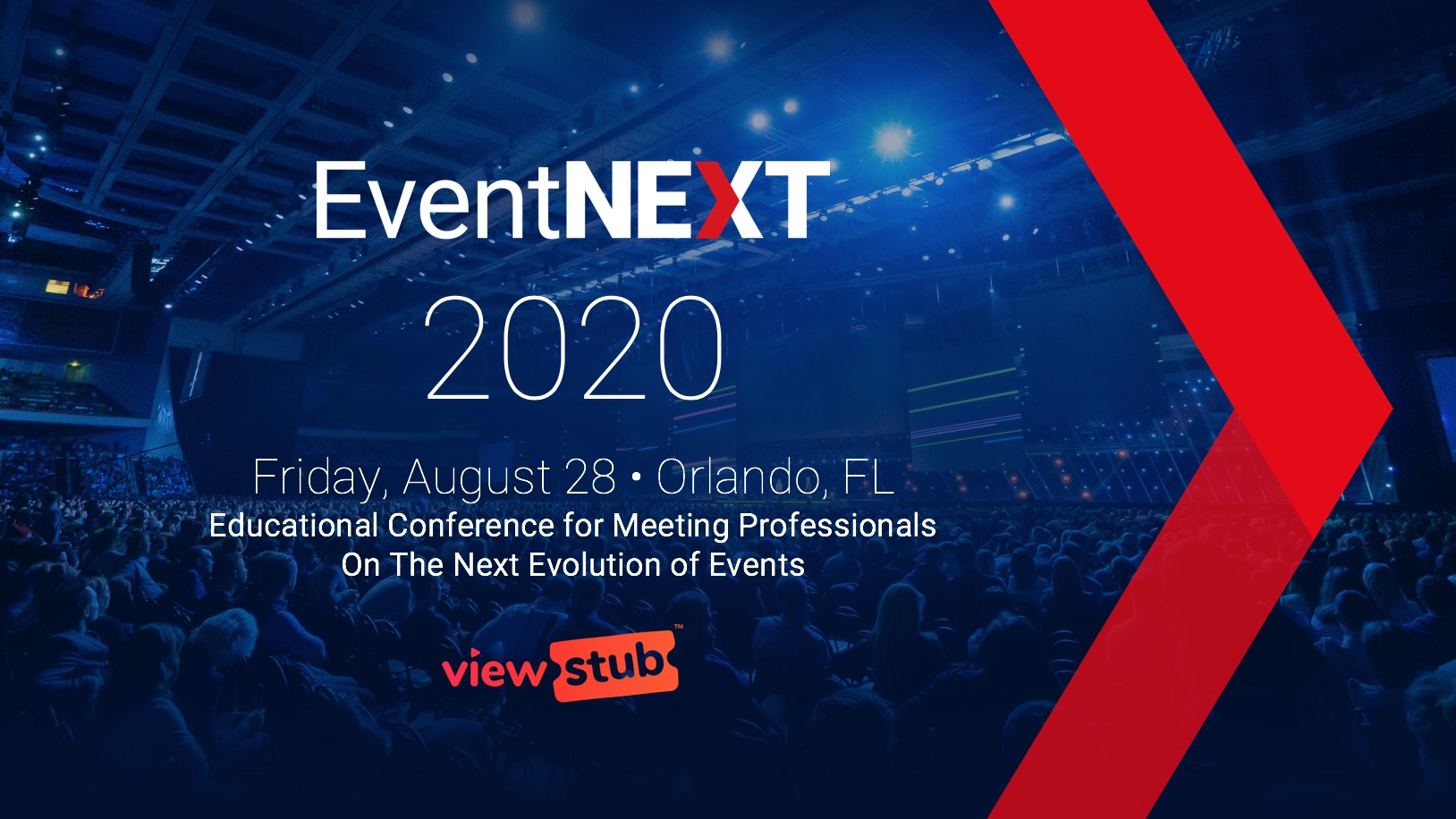 Thumbnail for EventNEXT 2020 on ViewStub