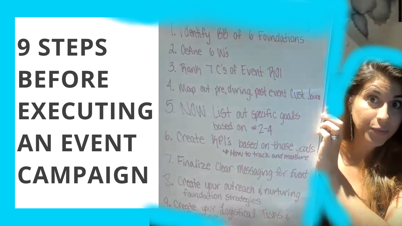 Thumbnail for 9 Tactical Steps Before Executing Another Event Campaign on ViewStub