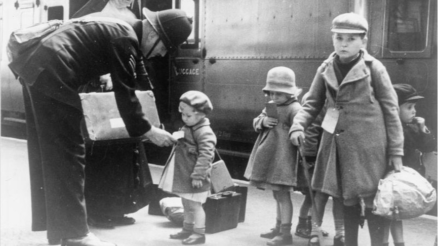 Thumbnail forFacebook Live The Kindertransport Rescuers and Rescued on ViewStub