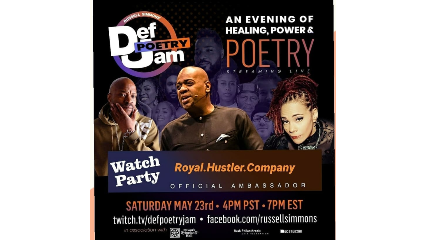 Thumbnail for DEF POETRY JAM REUNION EVENT on ViewStub
