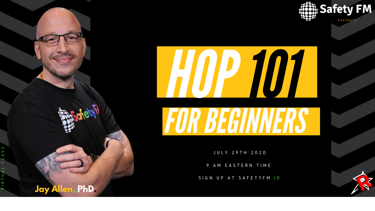 Thumbnail for Safety FM presents HOP 101 (Live Virtual Class) on ViewStub