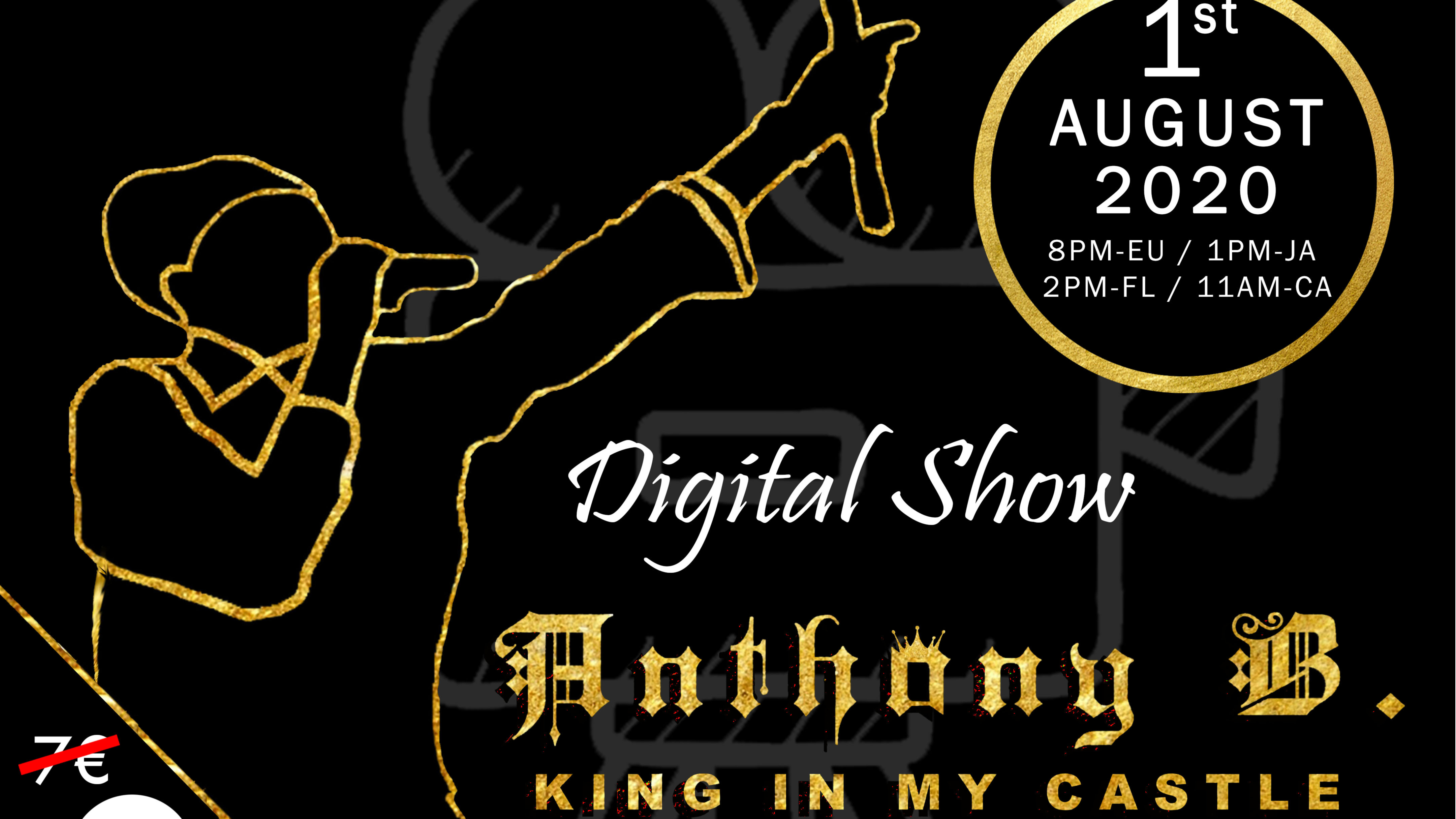 Photo for Anthony B King in my castle Digital show on ViewStub