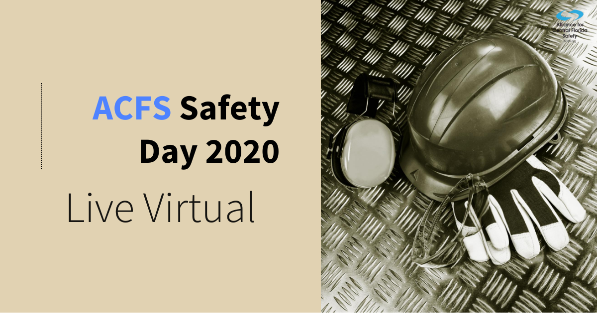 Thumbnail for ACFS Safety Day 2020 - Powered by Safety FM on ViewStub