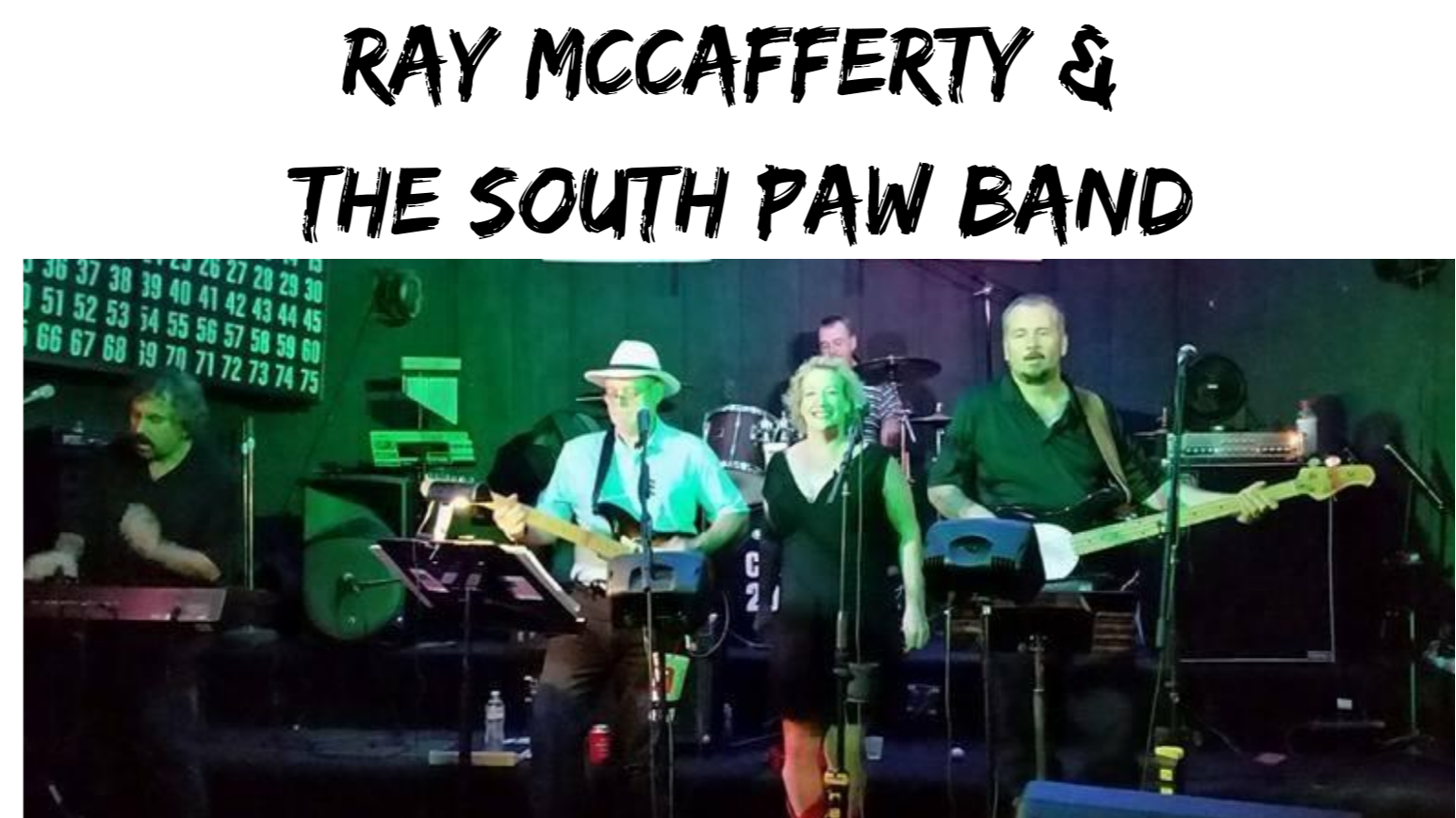 Thumbnail for Ray McCafferty The South Paw Band Quality Inn Outdoors Fayetteville GA on ViewStub