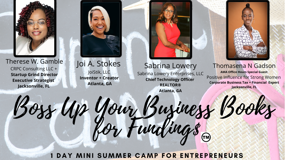 Thumbnail for Boss Up Your Business Books for Funding$ on ViewStub