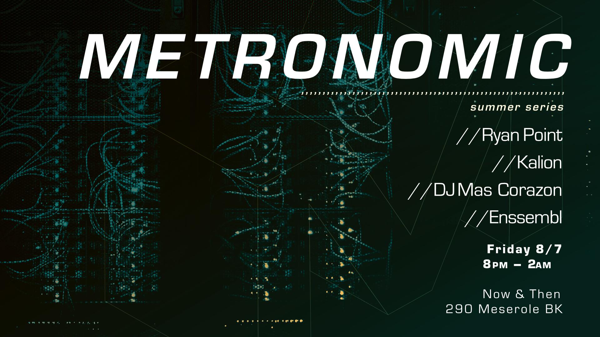 Thumbnail for Metronomic8.7.20 on ViewStub