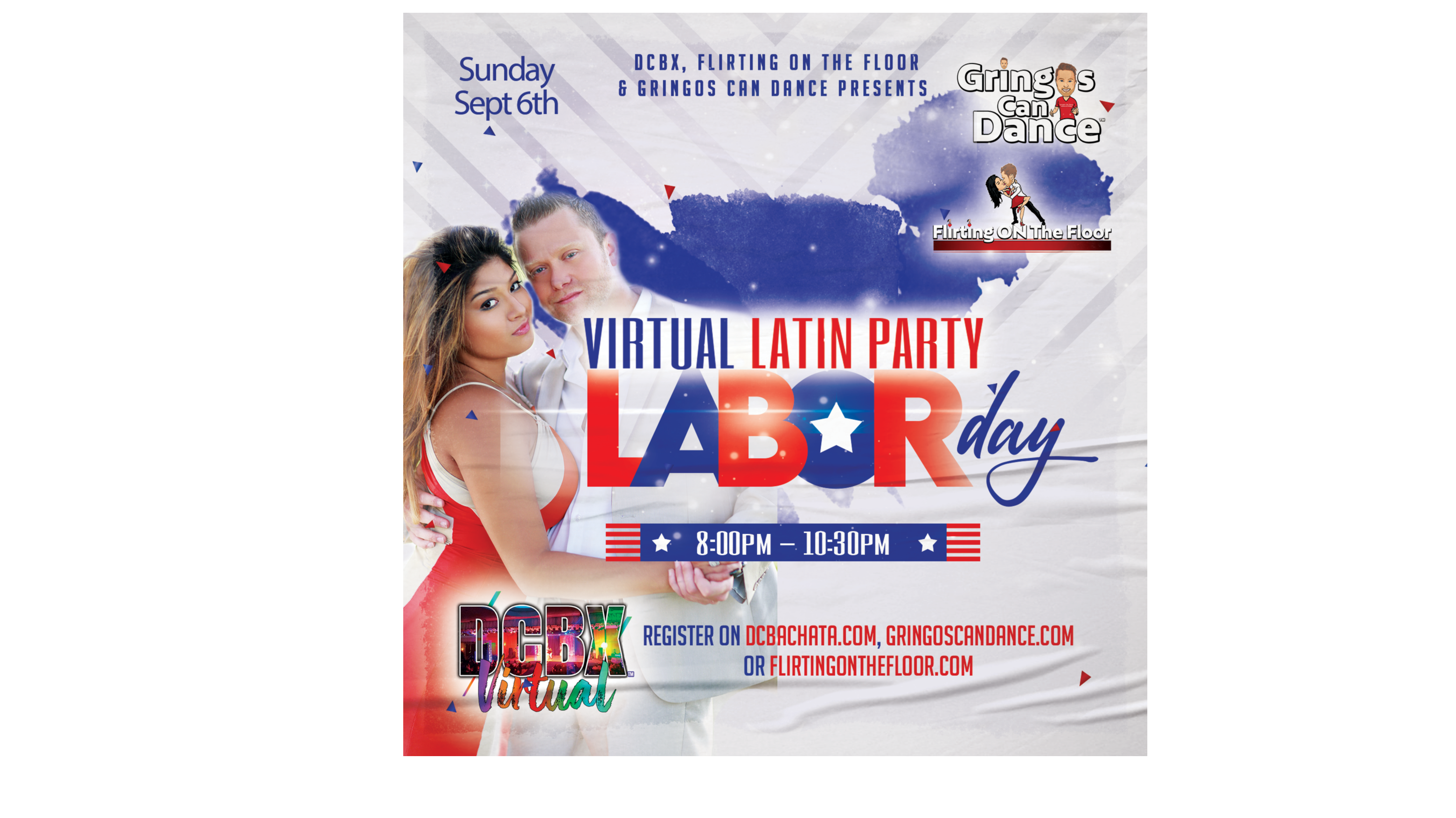 Photo for Labor Day Virtual Latin Party on ViewStub