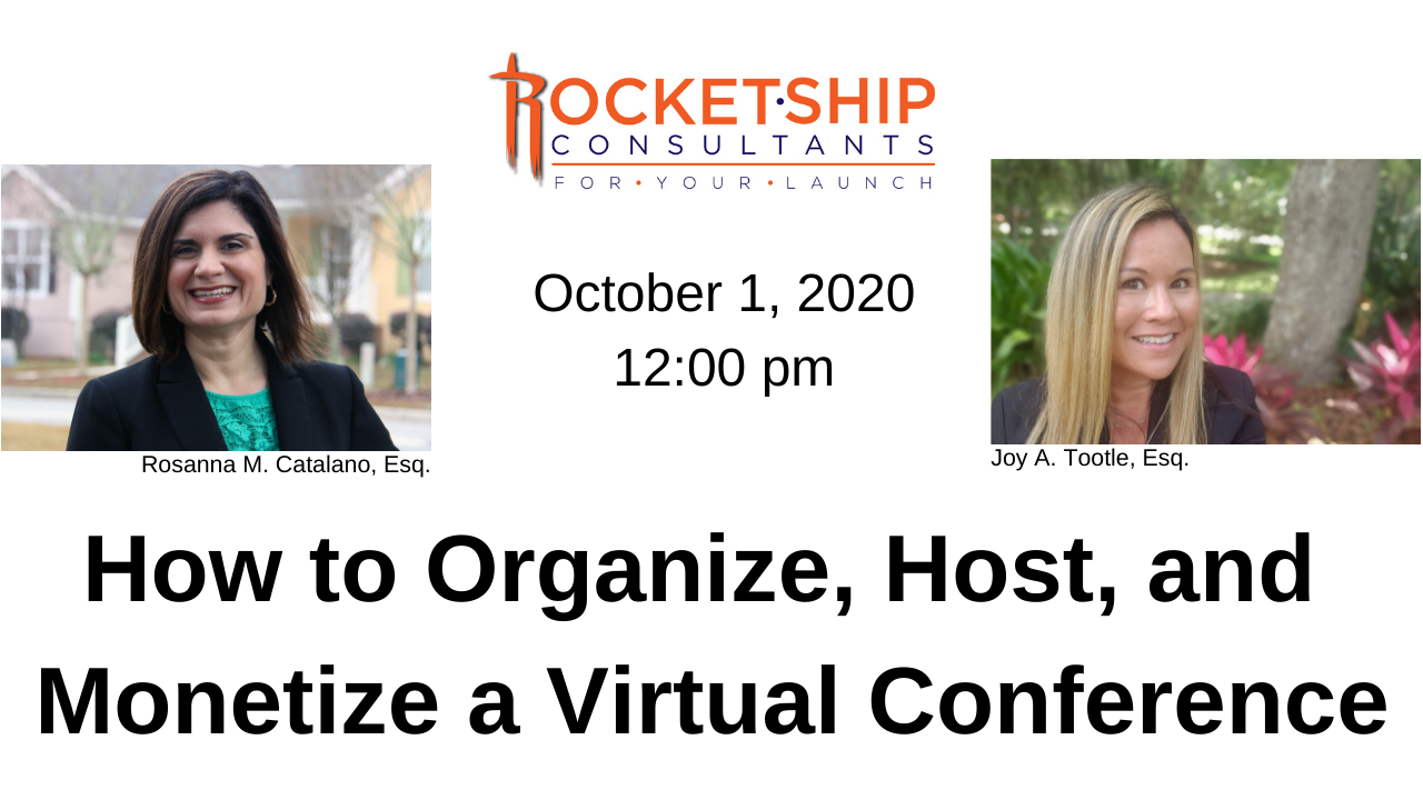 Photo for How to Organize, Host, and Monetize a Virtual Conference on ViewStub