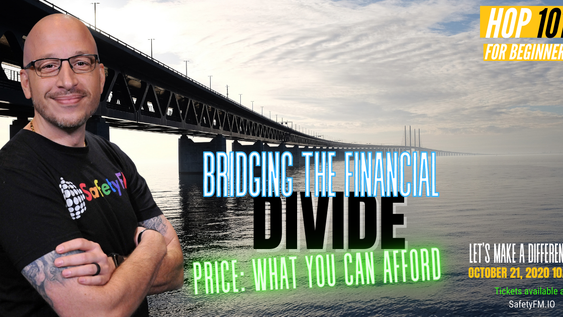 Photo for Safety FM Presents - HOP 101 - Bridging The Financial Divide on ViewStub