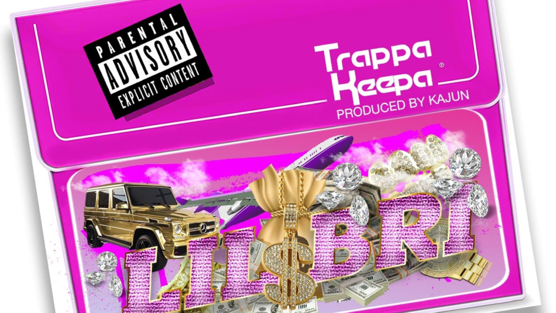 """Photo for Lil Bri """"Trappa Keepa"""" Release Party / Virtual Concert on ViewStub"""