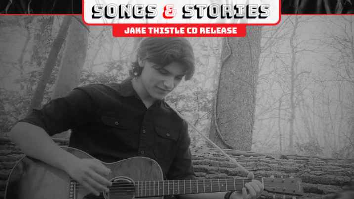Photo for Songs & Stories (Special Edition): Jake Thistle Album Release on ViewStub