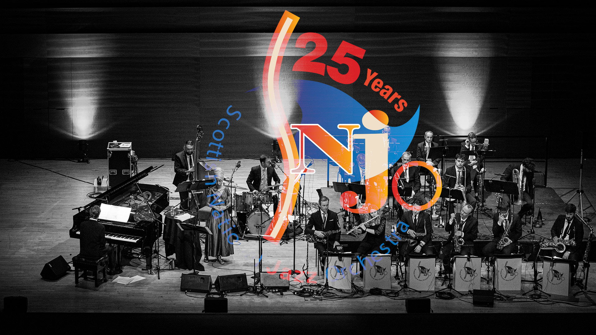 Photo for SNJO 25 – Jazz: Past, Present, Future on ViewStub