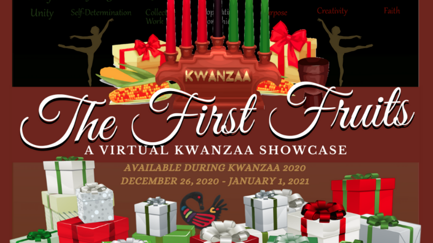 Photo for THE FIRST FRUITS A Virtual Kwanzaa Showcase on ViewStub