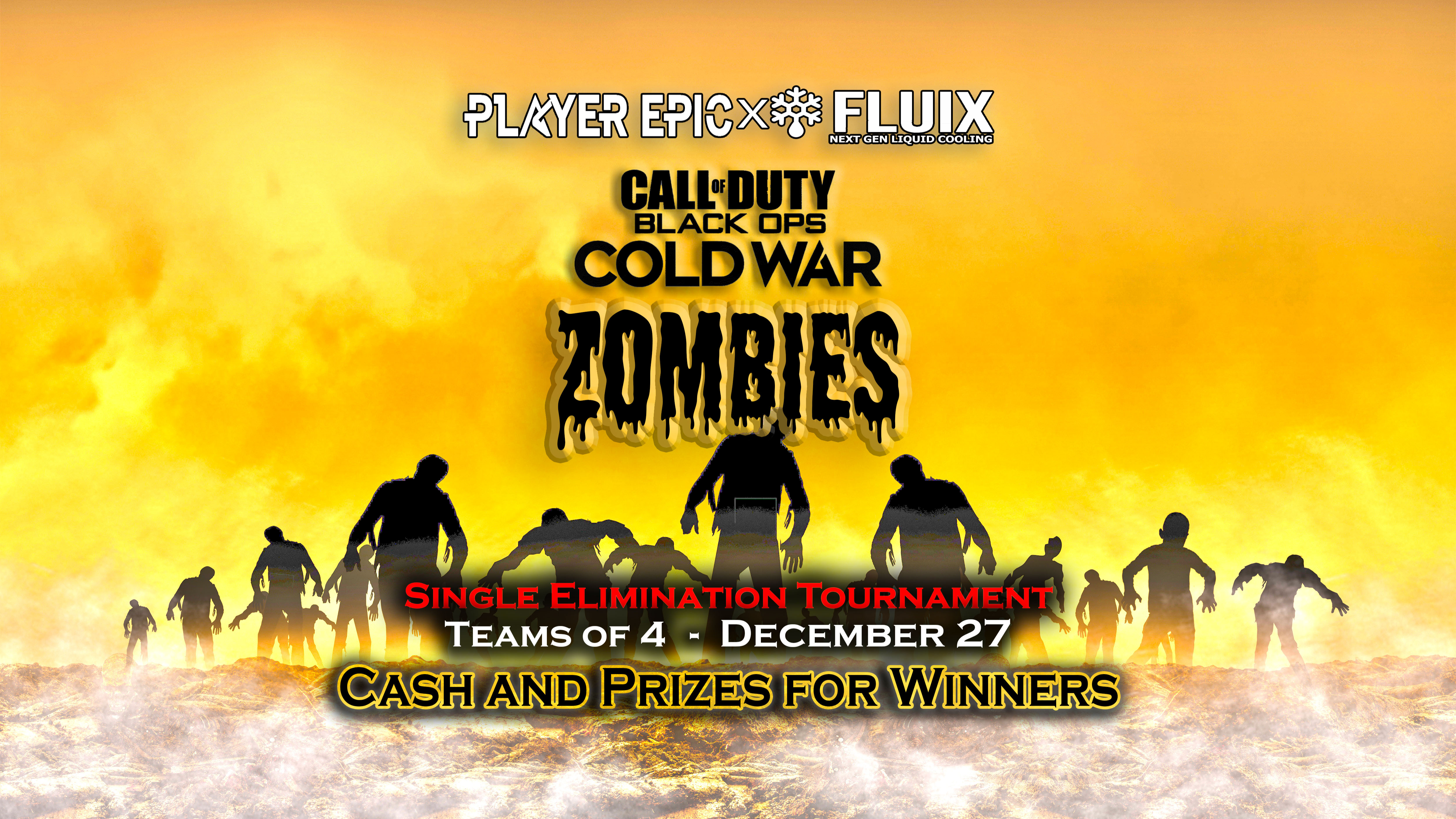 Photo for Cold War Zombies : Player Epic X FLUIX LLC on ViewStub
