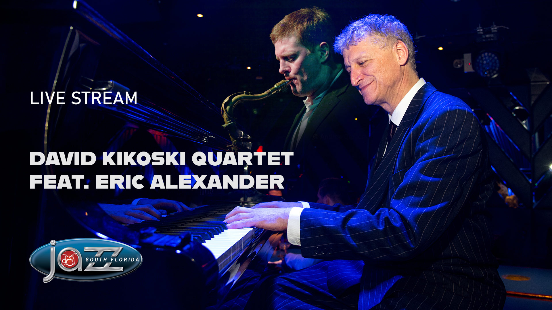 Photo for David Kikoski Quartet feat. Eric Alexander on ViewStub