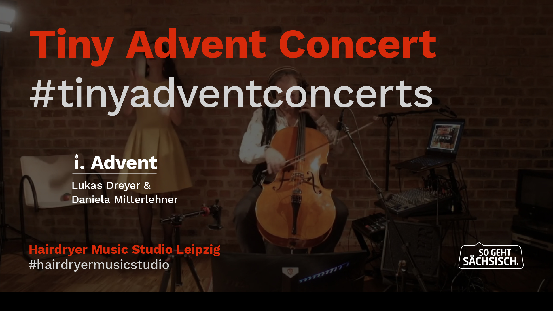 Photo for Tiny Advent Concerts 1-4 on ViewStub