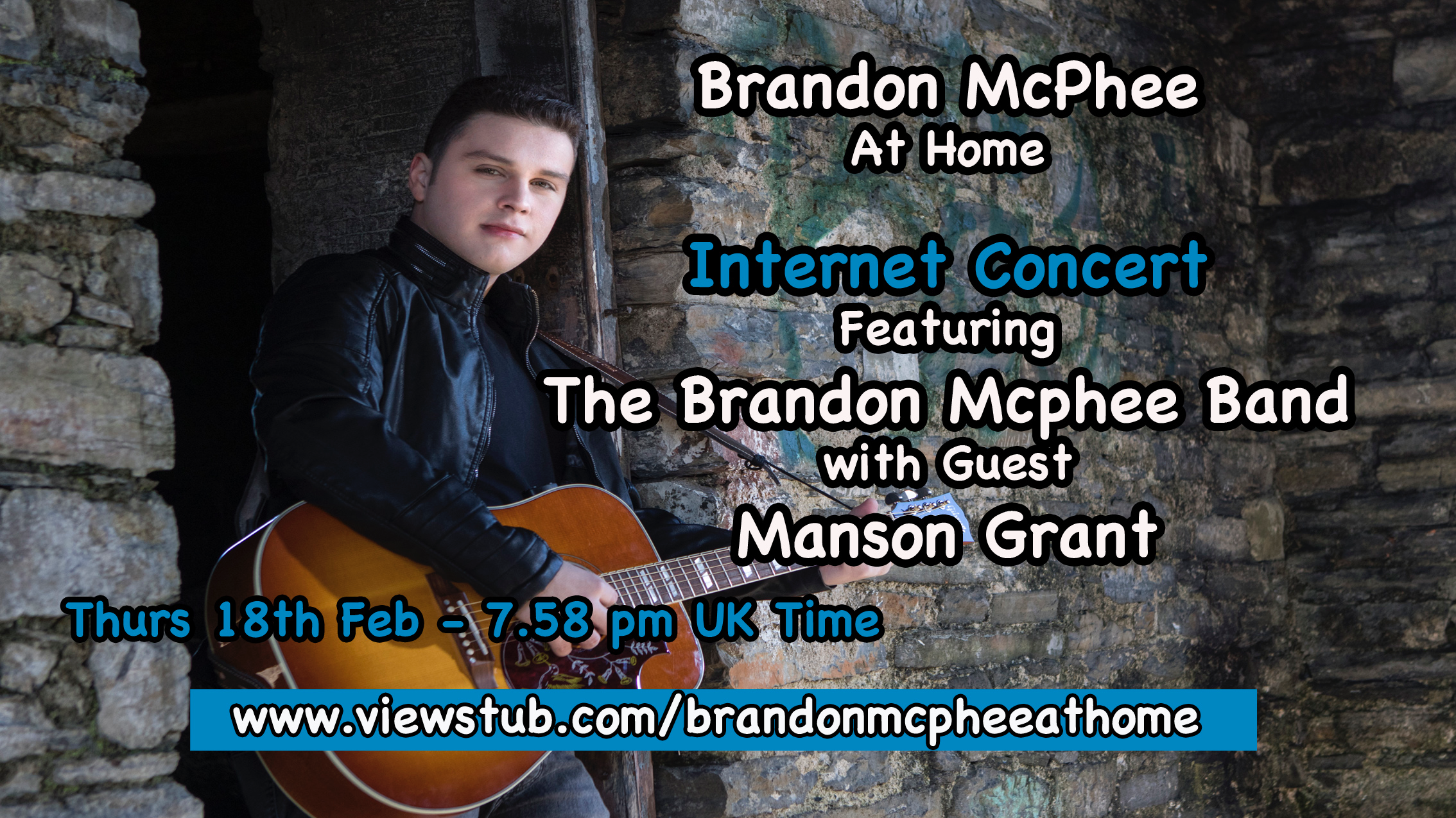 Photo for Brandon Mcphee Band In Concert At Home on ViewStub