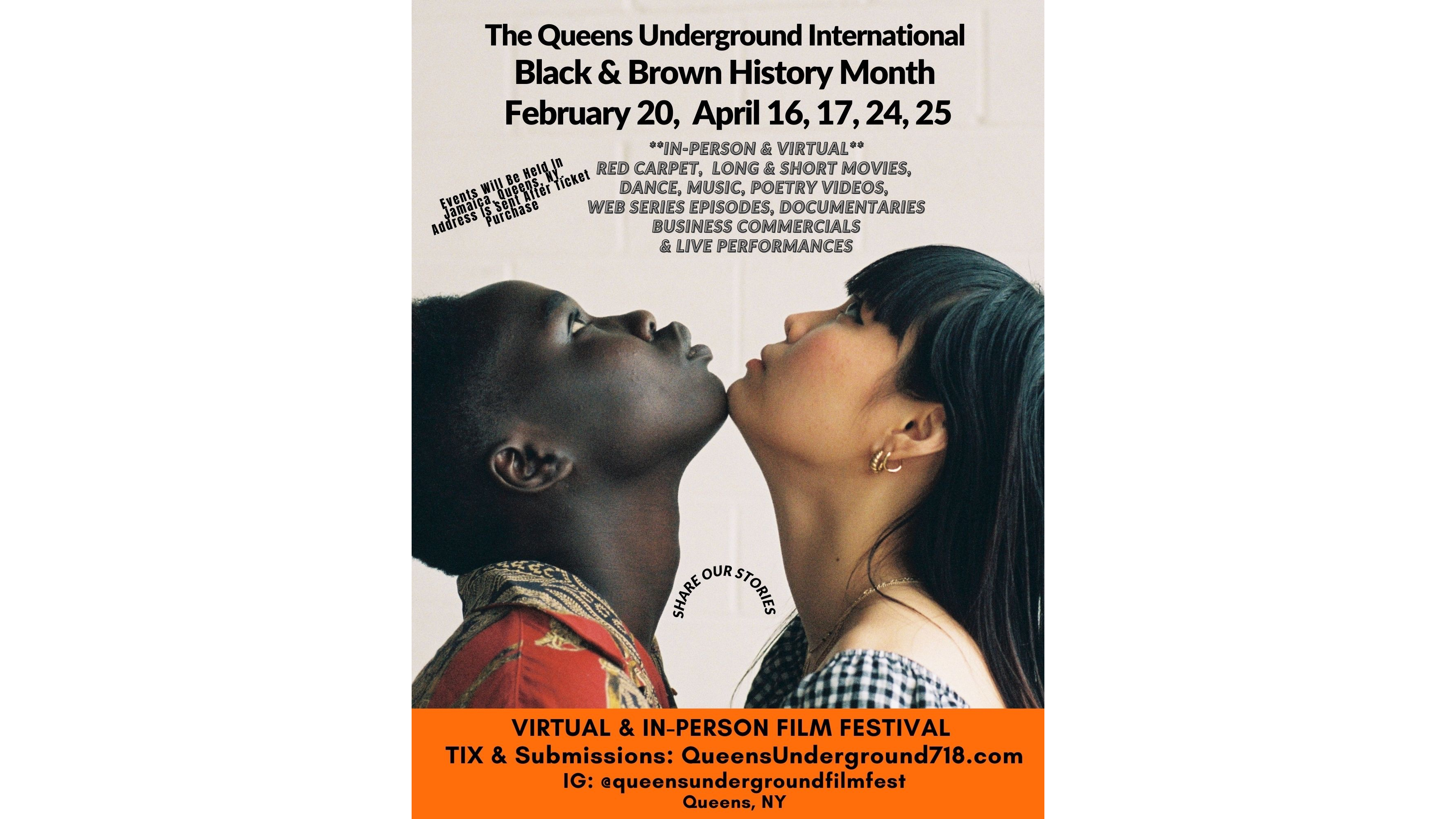 Photo for 2nd 1st Ever International Black & Brown History Month Film Festival on ViewStub