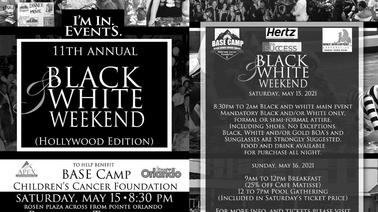 Photo for 11th Annual Black and White Weekend (Hollywood Edition) on ViewStub