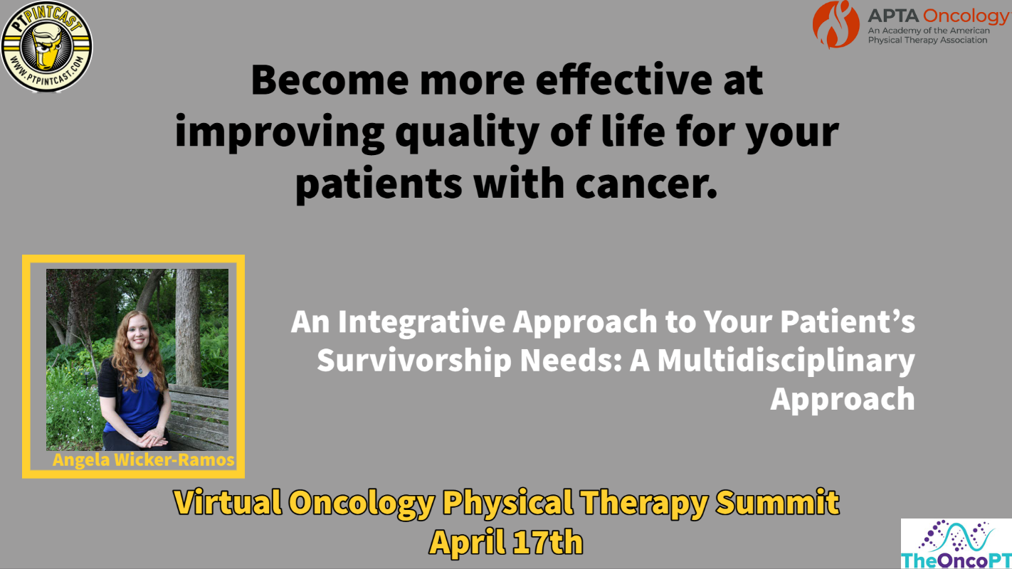 Photo for Virtual Oncology PT Summit on ViewStub