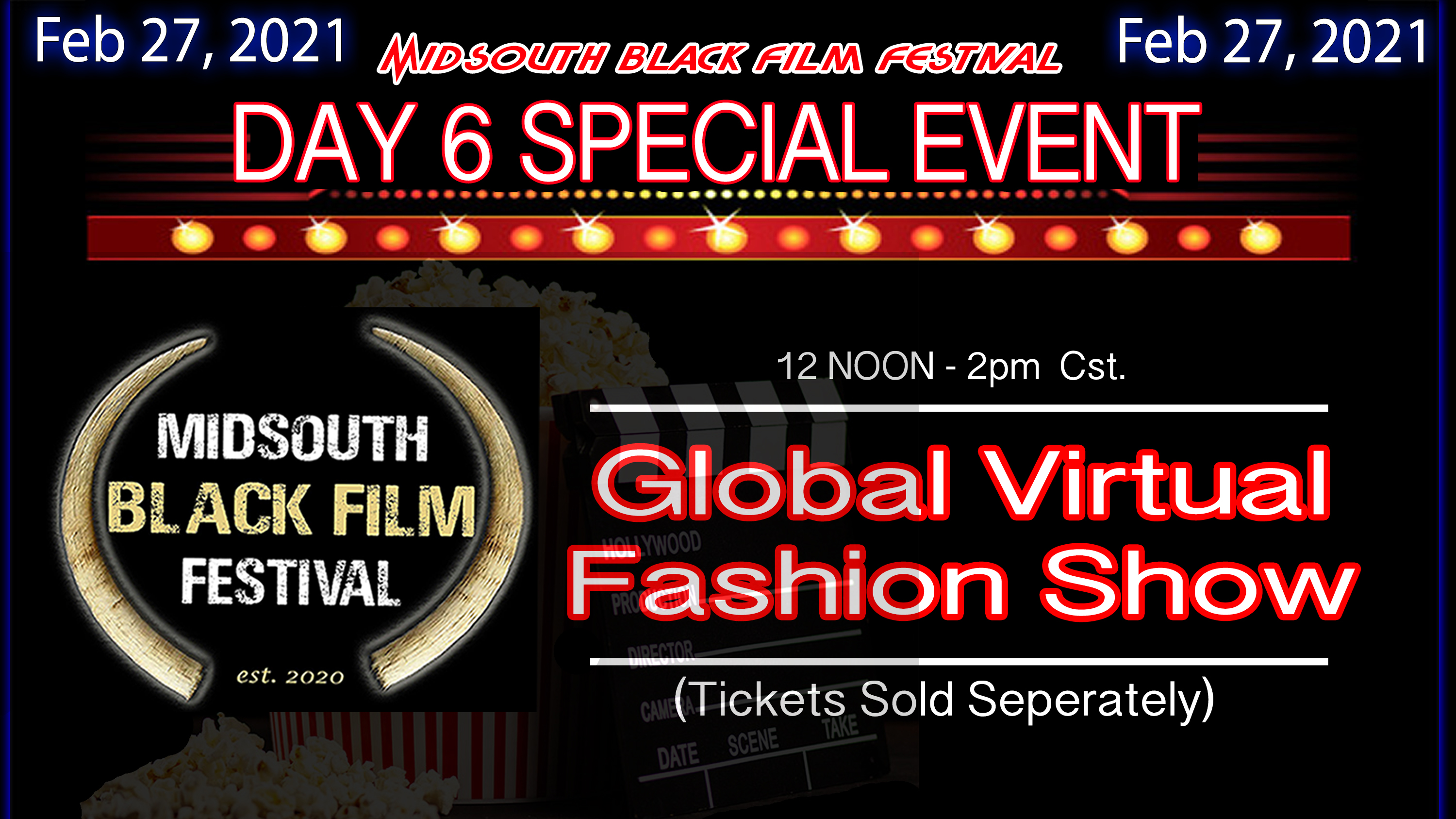 Photo for SPECIAL EVENT(Day 6) Global Virtual Fashion Show on ViewStub