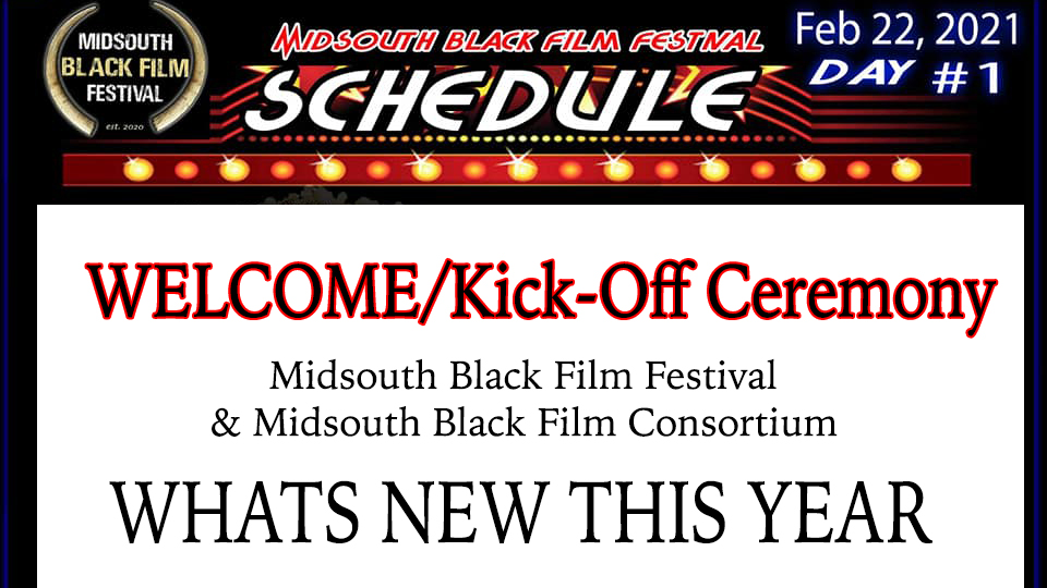 Photo for Midsouth Black Film Festival 2021-Whats New This Year on ViewStub