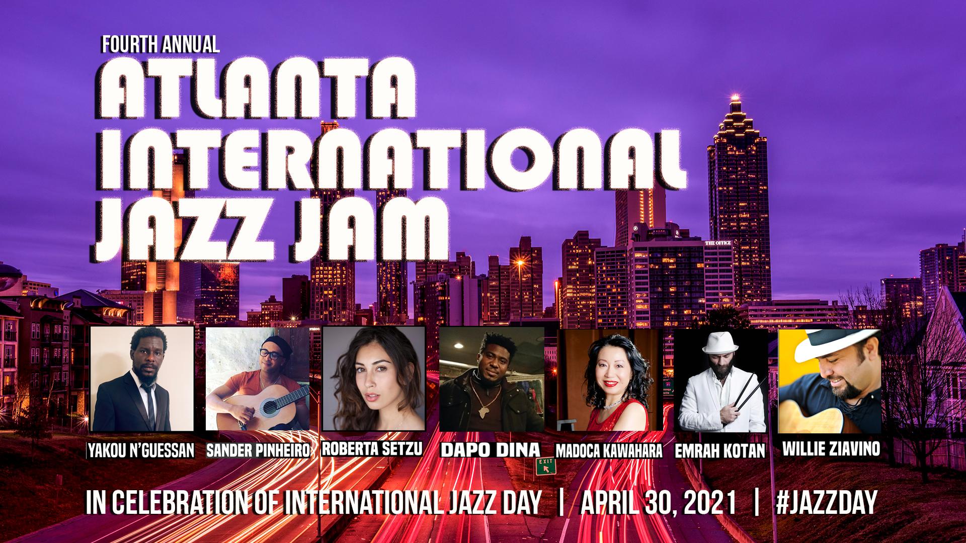 Photo for 4th Annual Atlanta International Jazz Jam on ViewStub