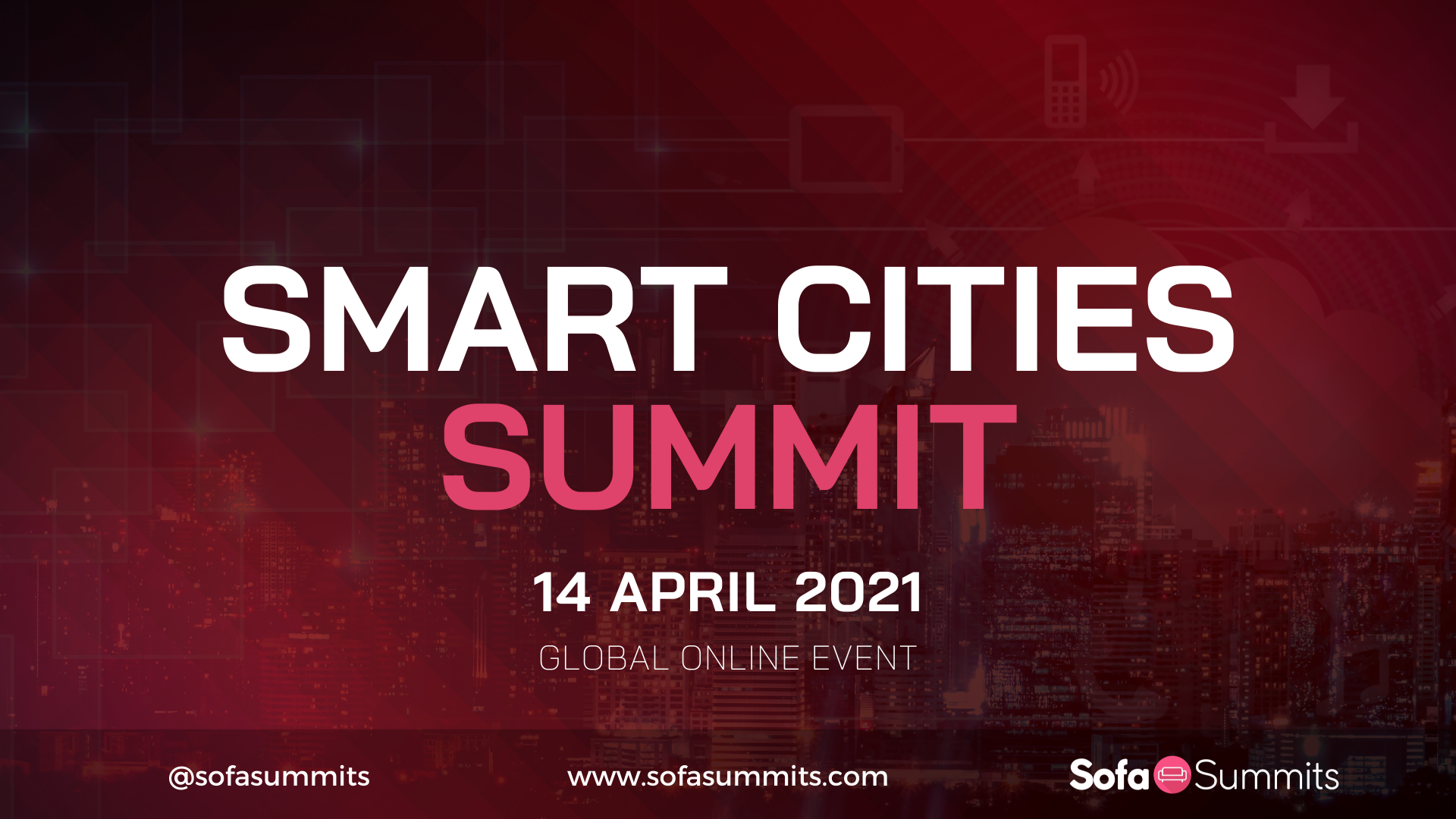 Photo for SMART CITIES SUMMIT on ViewStub