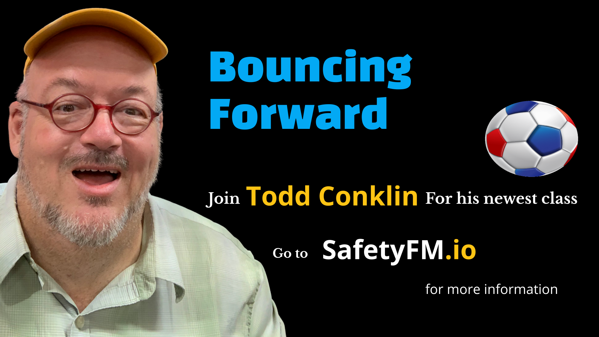 Photo for Bouncing Forward with Todd Conklin on ViewStub