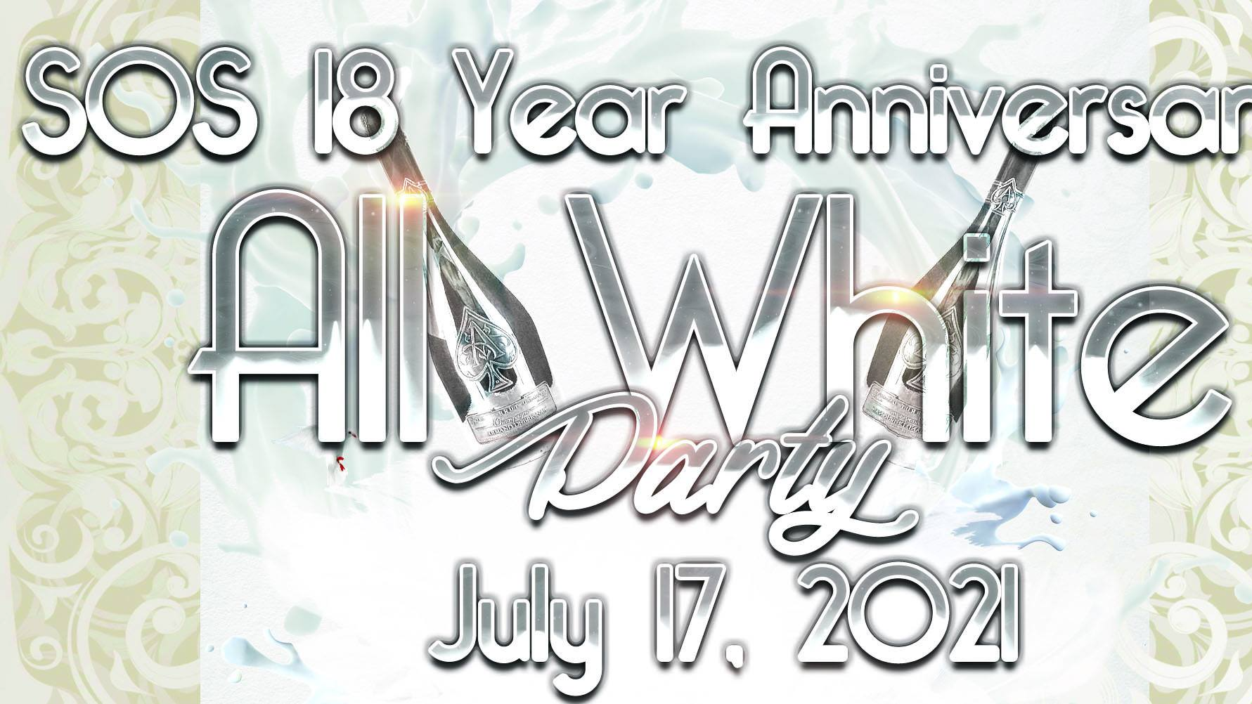 Photo for Stuck On Salsa 18 Year Anniversary & All White Party Produced by DCBXLive.com on ViewStub