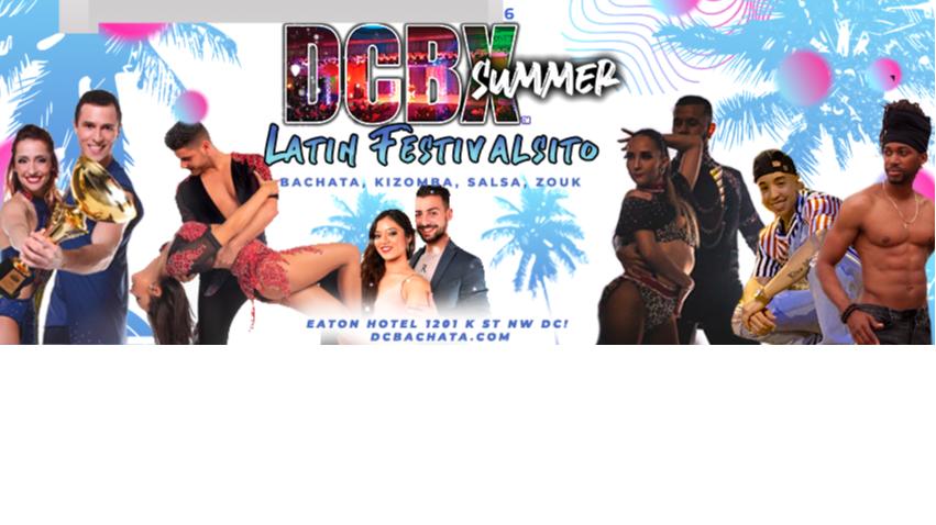 Photo for DCBX Summer Latin Festivalsito  BACHATA   KIZOMBA   SALSA   ZOUK on ViewStub