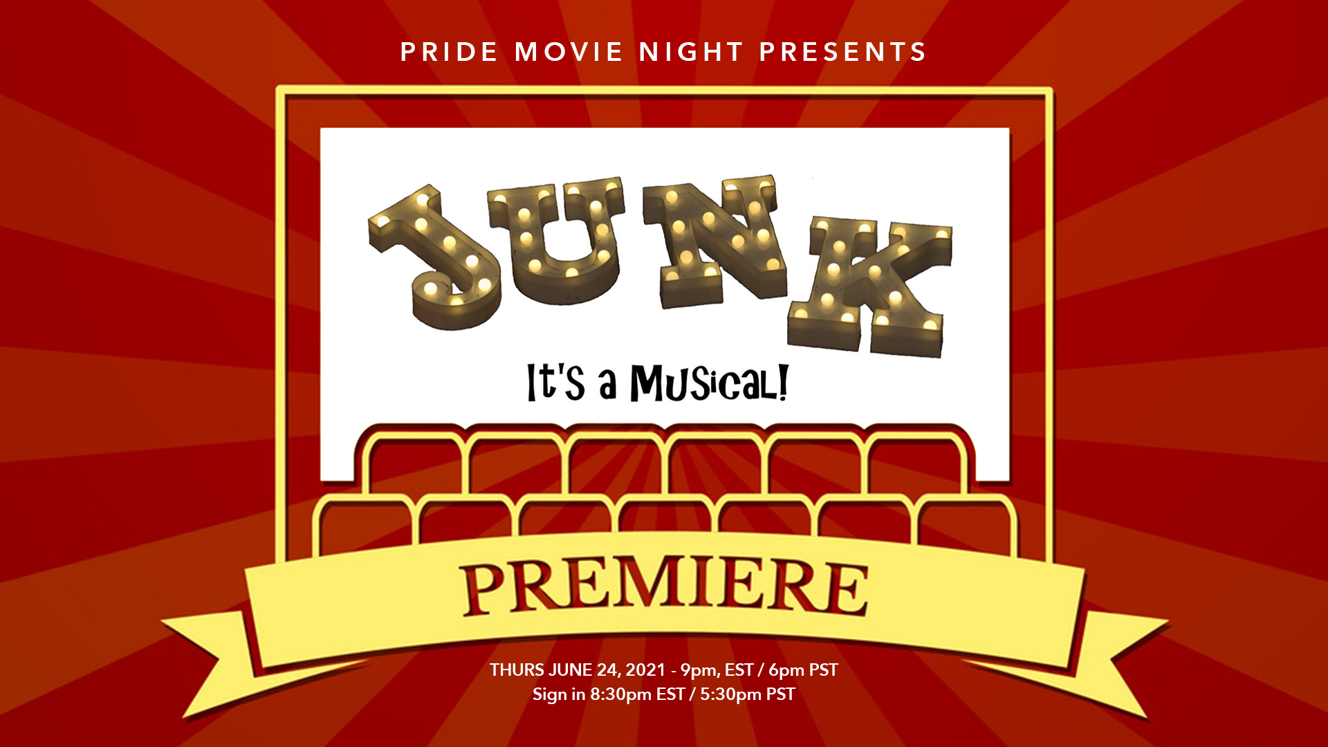 Photo for JUNK THE MUSICAL on ViewStub