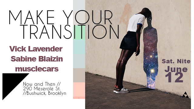 Photo for Make Your Transition with Vic Lavender, Sabine Blaizin and musclecars on ViewStub