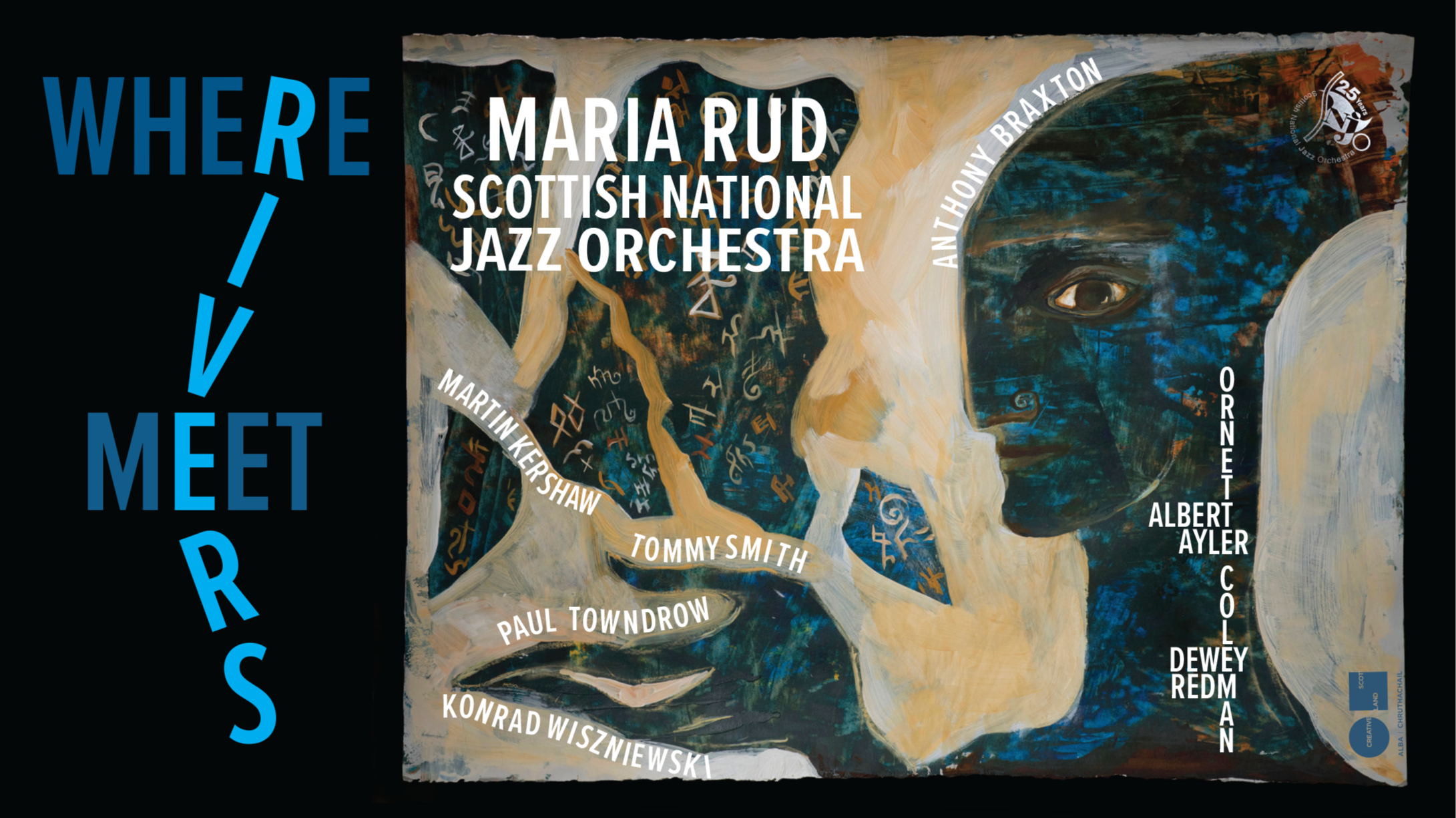 Photo for WHERE RIVERS MEET - the SNJO feat. Maria Rud on ViewStub