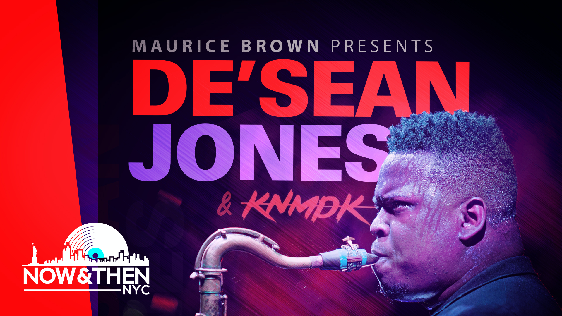 Photo for Mobetta Thursdays Curated By Maurice Brown Presents: De'Sean Jones & KNMDK June 10th on ViewStub