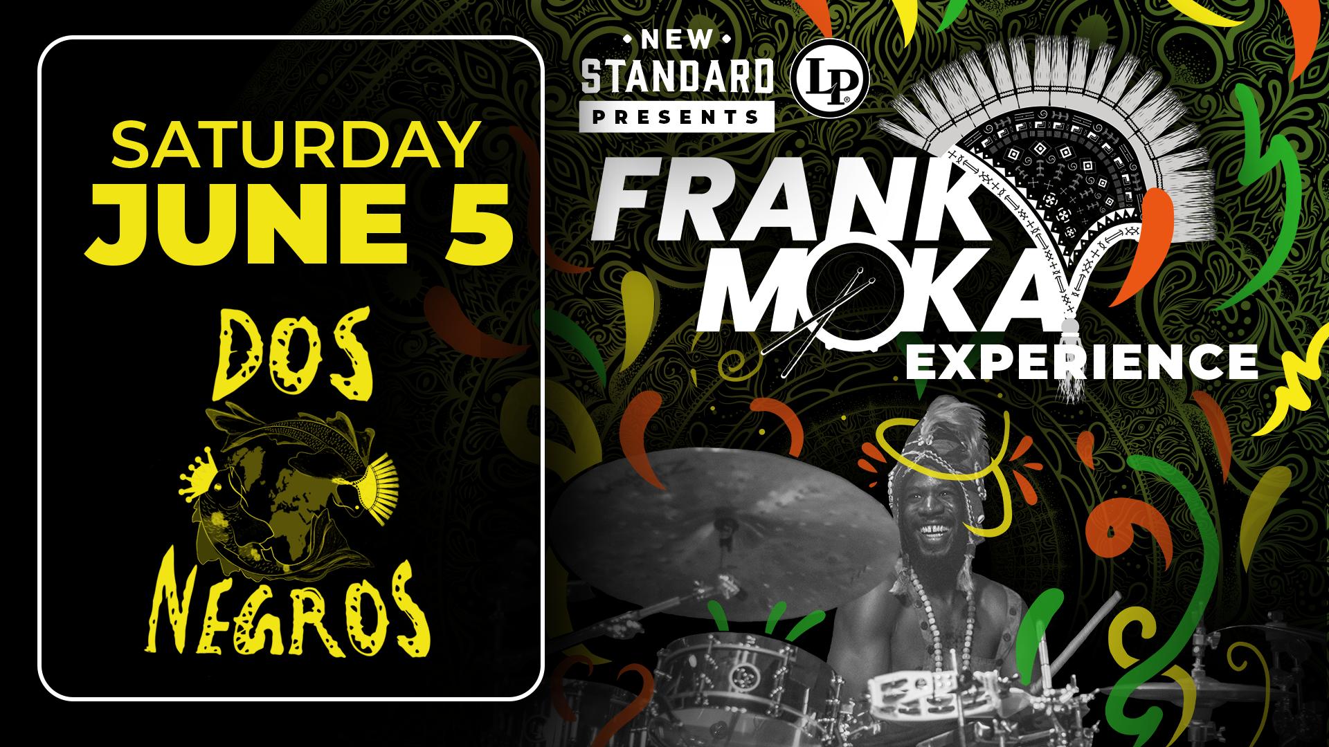 Photo for Frank Moka Experience - June 4 & 5, 2021 - The New Standard, Winter Park, FL on ViewStub