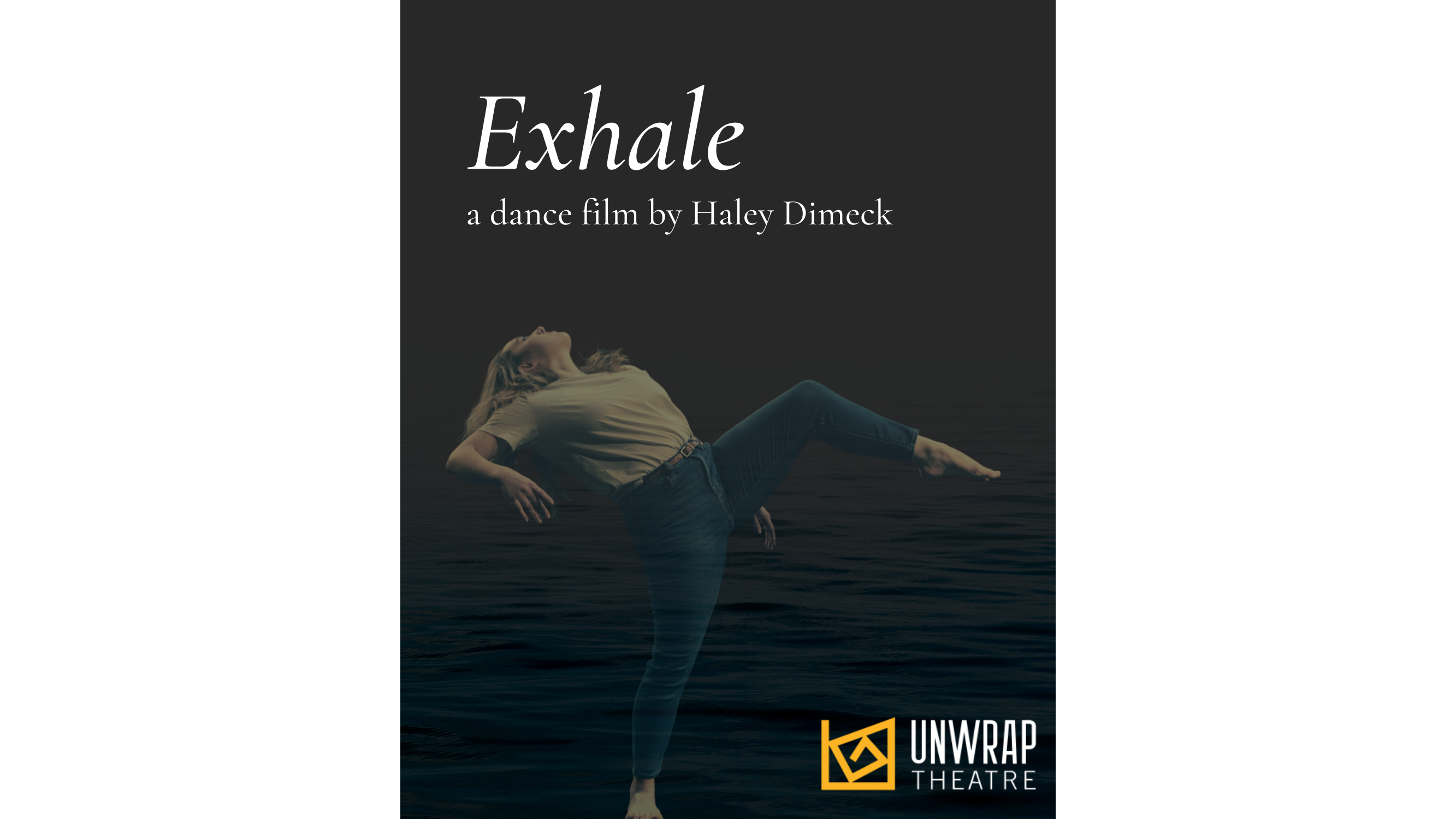 Photo for Exhale | a dance film by Haley Dimeck | Unwrap Theatre 2021 on ViewStub