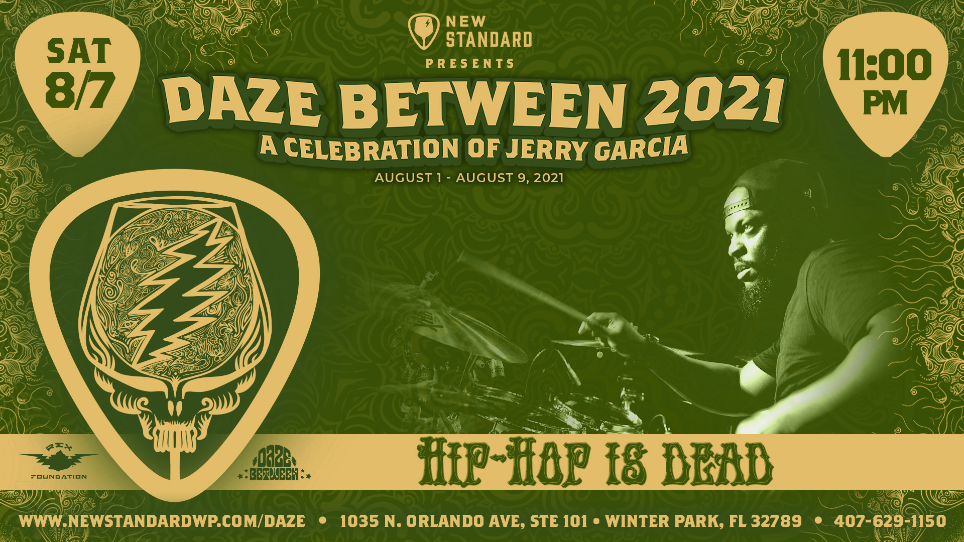 Photo for Hip-Hop Is Dead - Live at The New Standard - Daze Between 2021 on ViewStub