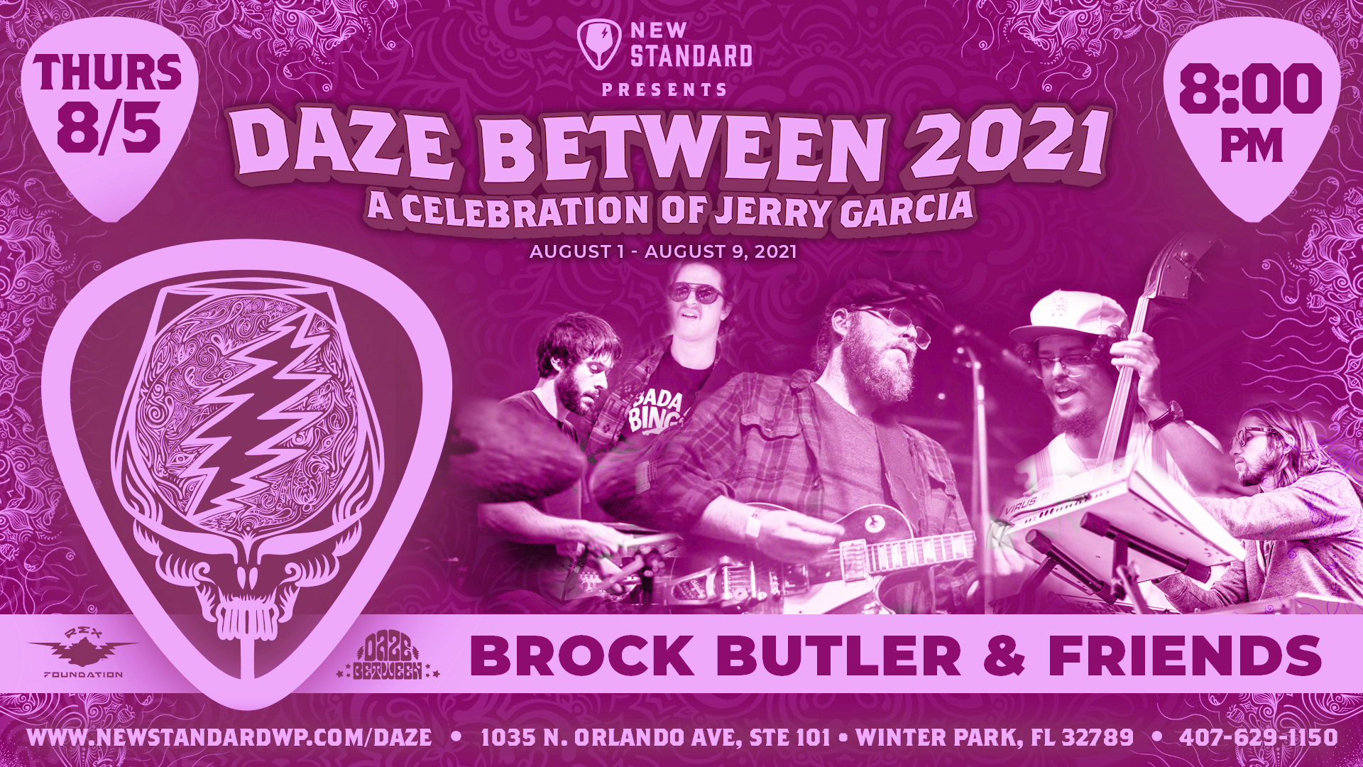 Photo for Brock Butler - Live at The New Standard - Daze Between 2021 on ViewStub