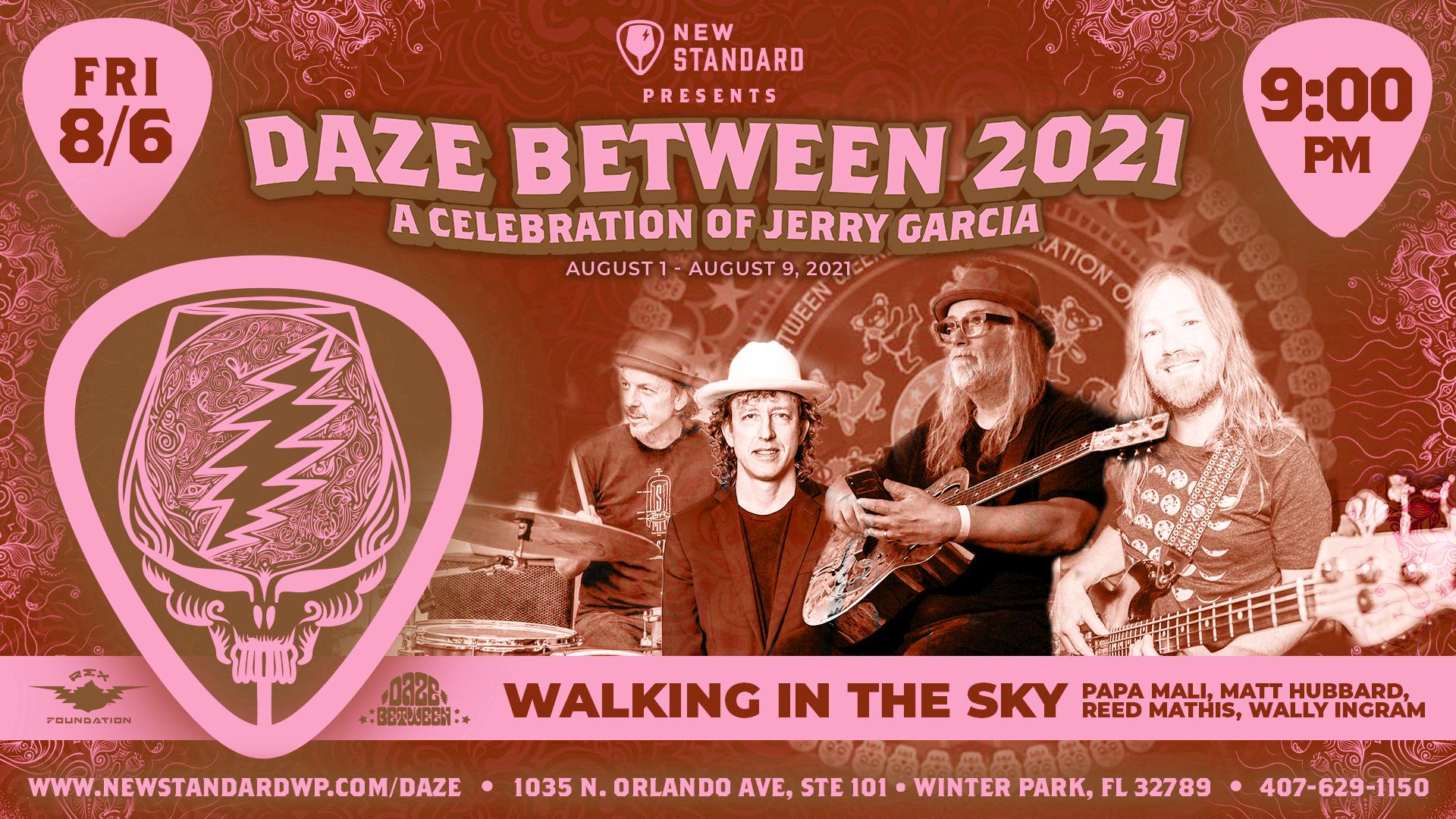 Photo for Walking In The Sky - Papa Mali, Matt Hubbard, Reed Mathis, & Wally Ingram - Daze Between 2021 - 8/6 on ViewStub