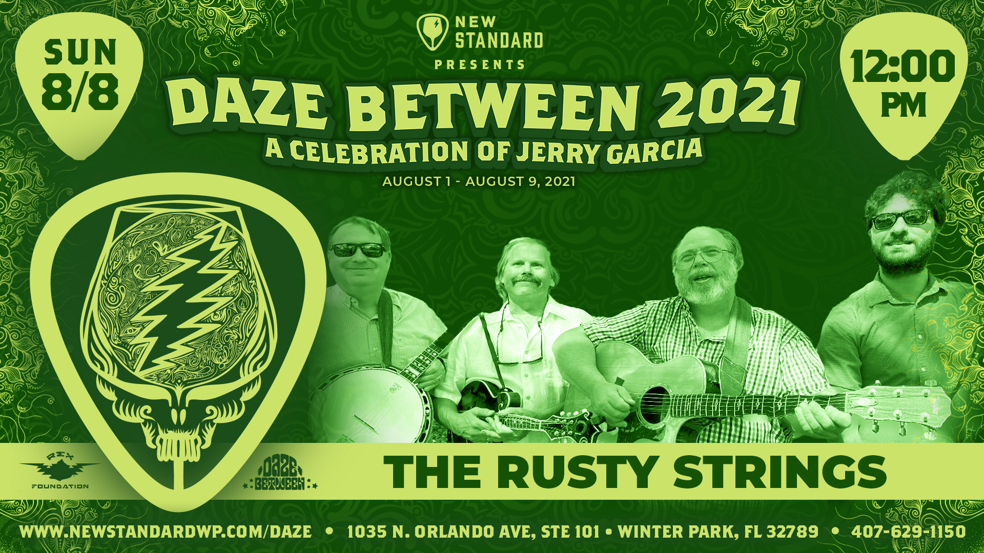 Photo for Rusty Strings - Live at The New Standard - Daze Between 2021 on ViewStub