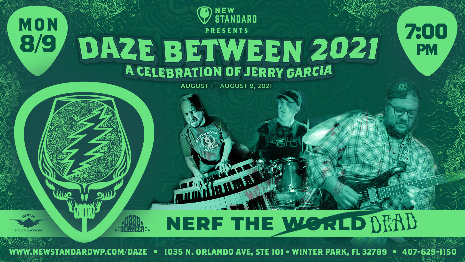 Photo for Nerf The Dead (Nerf The World) - Live at The New Standard - Daze Between 2021 on ViewStub