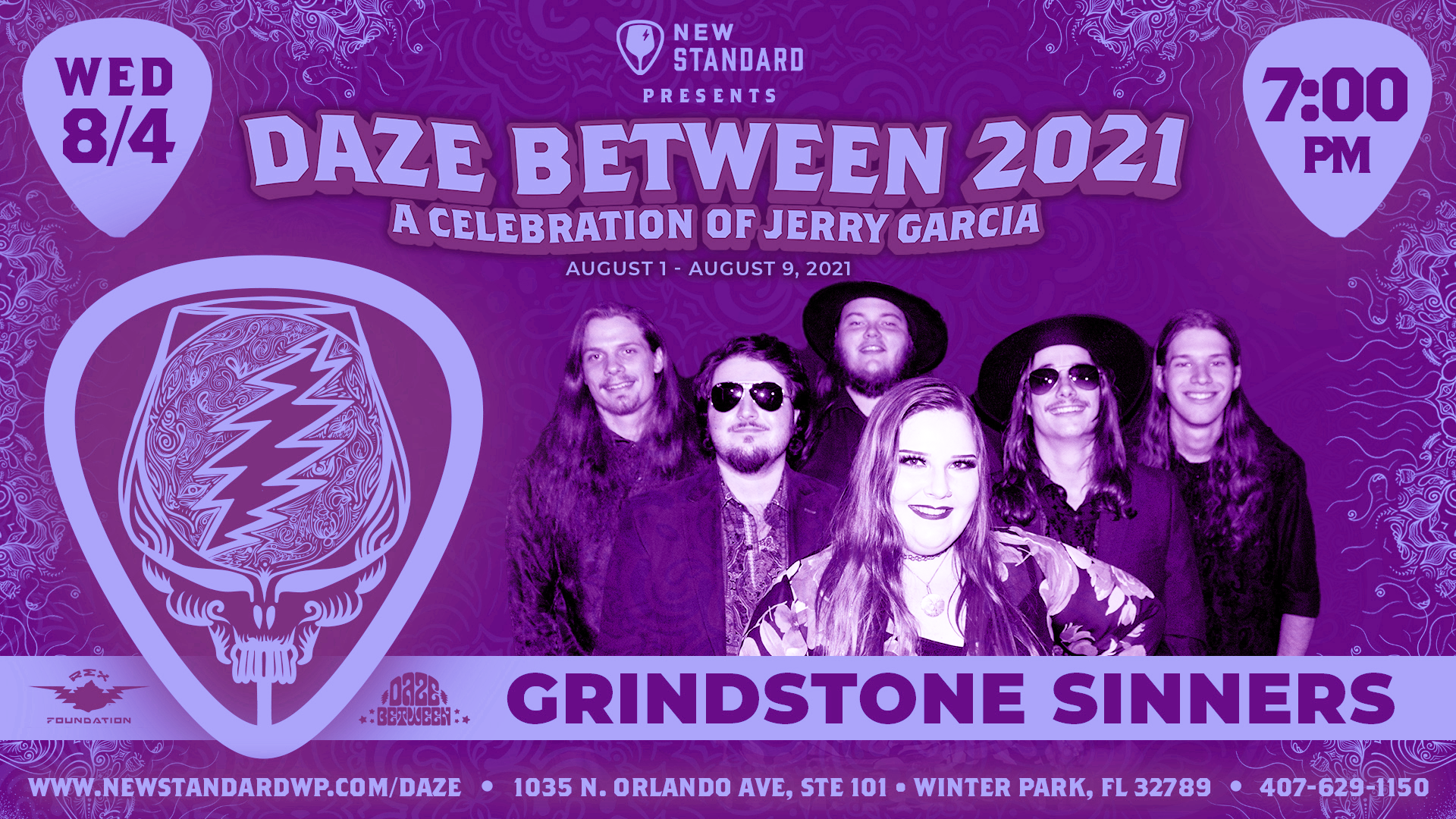 Photo for Grindstone Sinners - Live at The New Standard - Daze Between 2021 on ViewStub