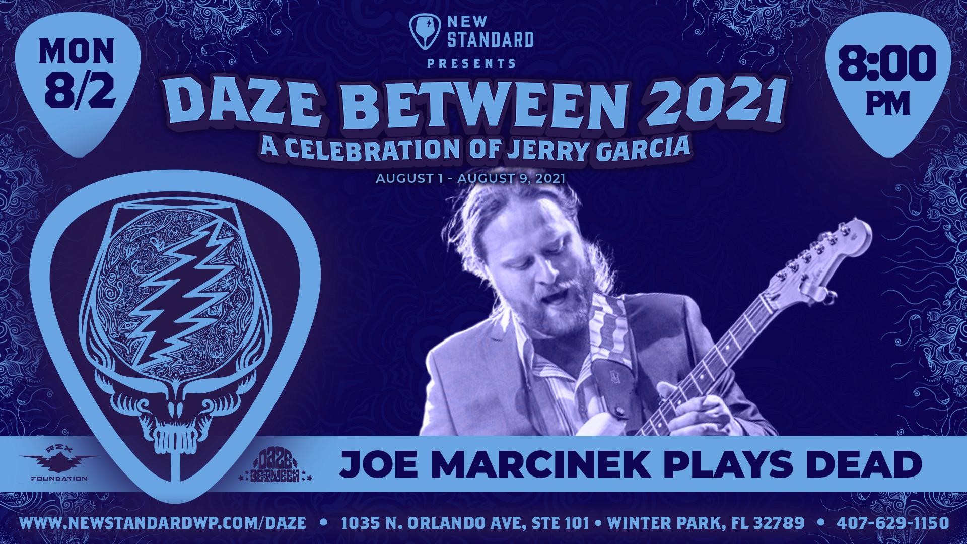 Photo for Joe Marcinek Plays Dead - Live at The New Standard - Daze Between 2021 on ViewStub